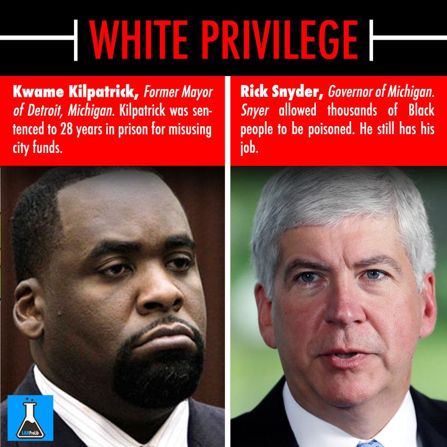 white-privilige