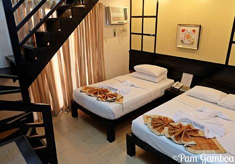 Boracay Hotel With Family Room