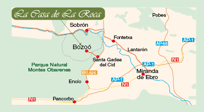 Plano de la zona