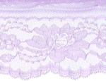 2 7/8'' Lavender Lace Trim with 3/4'' Selvage2 7/8'' Lavender Lace Trim with 3/4'' Selvage