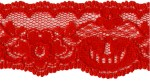 1 1/8'' Red Lace Trim1 1/8'' Red Lace Trim