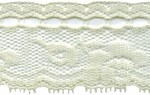 1'' Cream Beading Lace Trim1'' Cream Beading Lace Trim