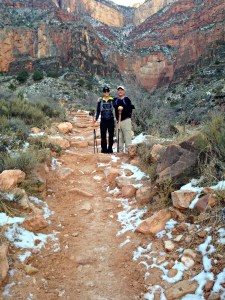 Trek into the Canyon