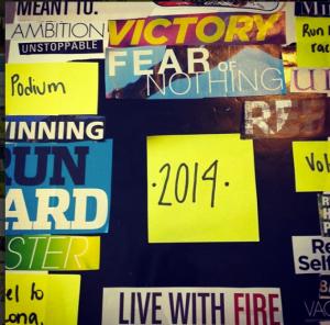 Vision Board 2014