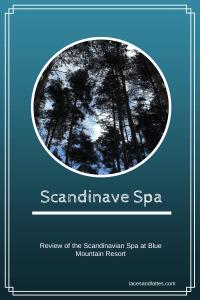 Scandinavian Spa at Blue Mountain