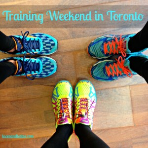 Canada Running Series Weekend