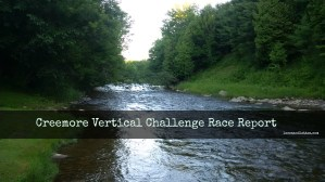 Race Report: Creemore Vertical Challenge