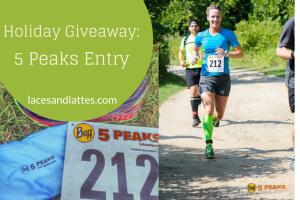 Holiday Giveaway 5: 5 Peaks