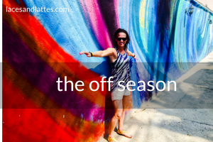 Runners Not Running: The Off Season