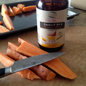 Sweet Potatoes: The Sexiest Food in the Running World