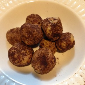 Recipe: Peanut Butter Protein Truffles