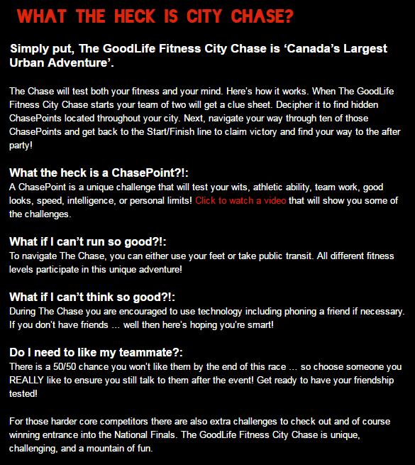 citychase