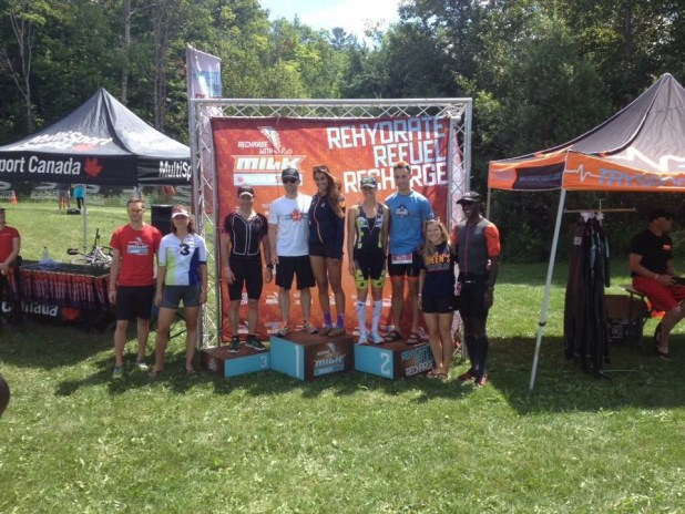 Shoutout to Sean Delanghe, head coach of H+P, my run club, who won the whole dang thing!
