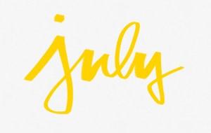 Goals for July 2016