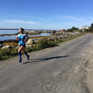 Running Nova Scotia