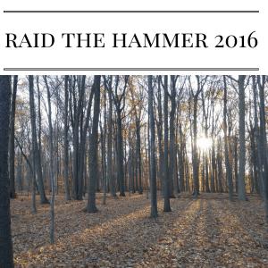 Race Report: RAID THE HAMMER 2016
