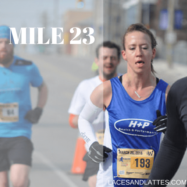 New Feature: Mile 23
