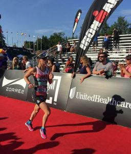 Lake Placid Ironman Race Report