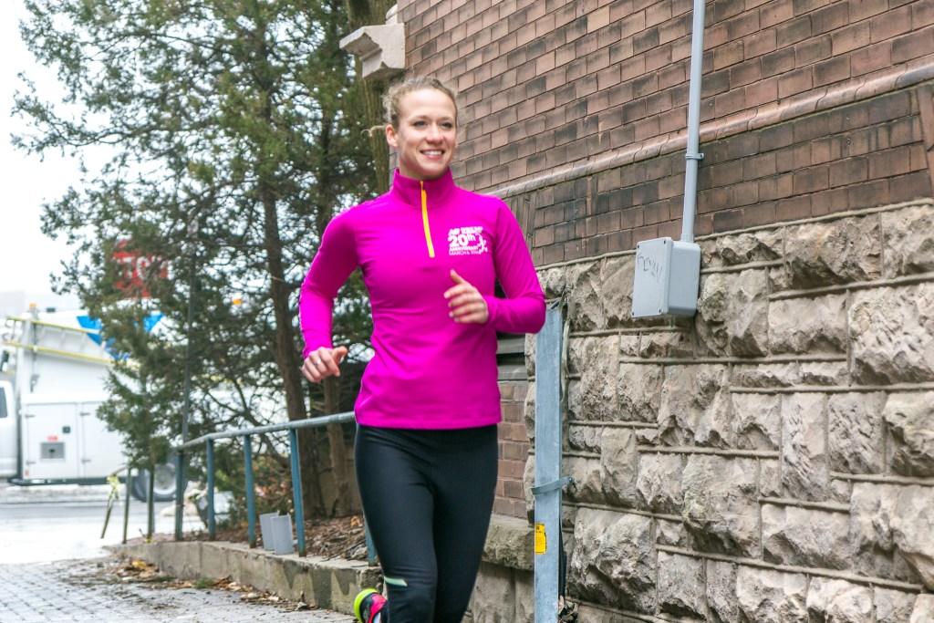 chilly half marathon