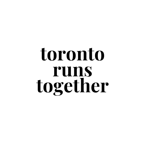toronto runs together
