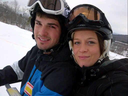Max & Megan - We talked lots of wedding plans this weekend!