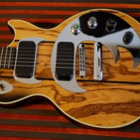 Test Guitare : Les Paul Dusk Tiger Gibson