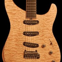 Test Guitare : Tom Marceau modèle NG (@MarceauGuitars)