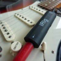 Test iRig HD : interface nomade par Pascal (@microboum)