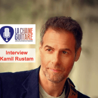 Interview de @KamilRustam, un guitariste français à Los Angeles
