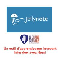 @Jellynote un outil d'apprentissage innovant : à découvrir !