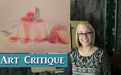 Colored Pencil Critique