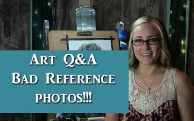 Art Q&A – Bad Reference Photos