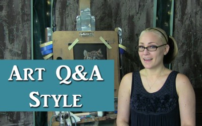 Art Q&A – Drawing what others want