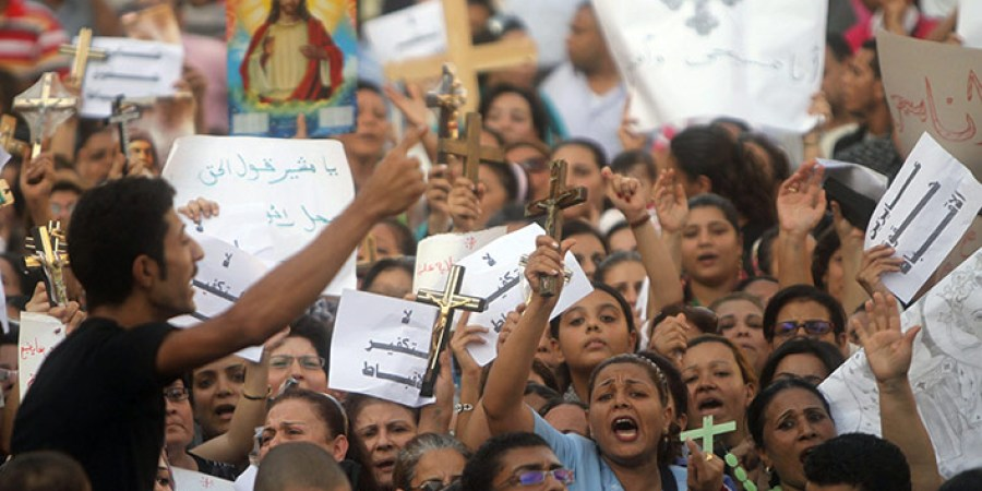 Copts in Cairo