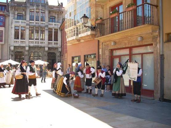 Baile en Oviedo