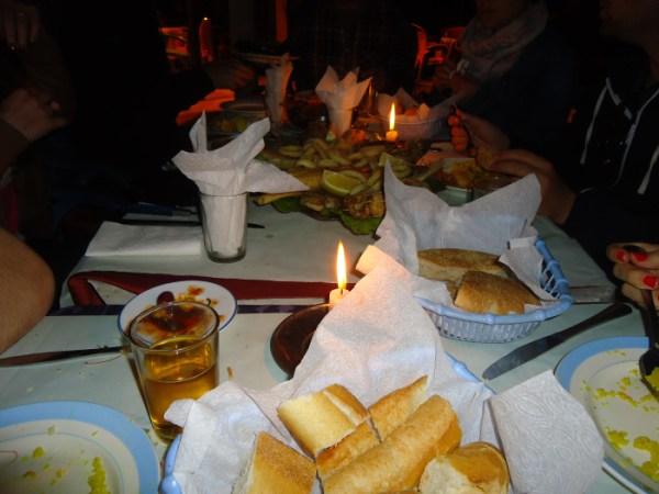 Cena en Assilah