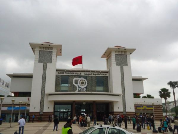 Estación de tren de Tánger
