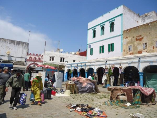 Larache mercado