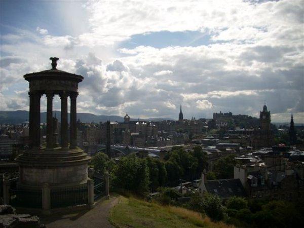 Edimburgo desde Calton Hill