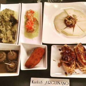 Restaurante de Arguiñano