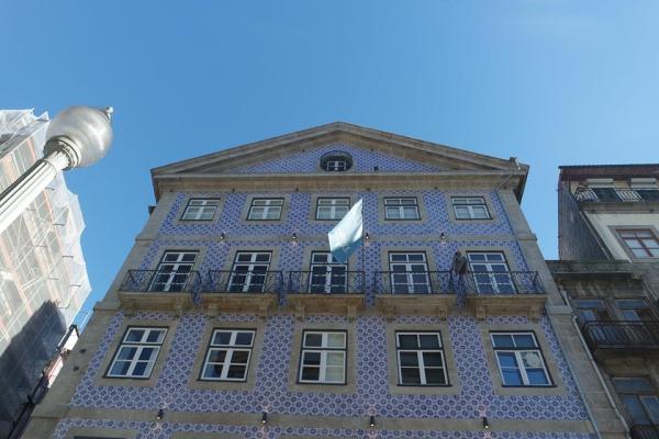 Bluesock hostel, Oporto