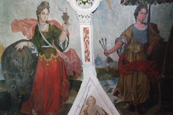 Alegorías paganas: la noche