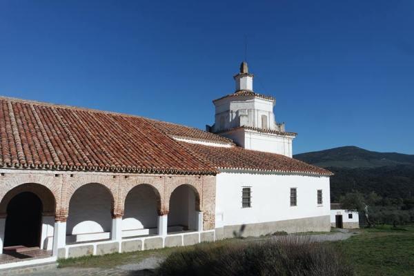 Ermita de la virgen del Ara, Campiña Sur de Badajoz
