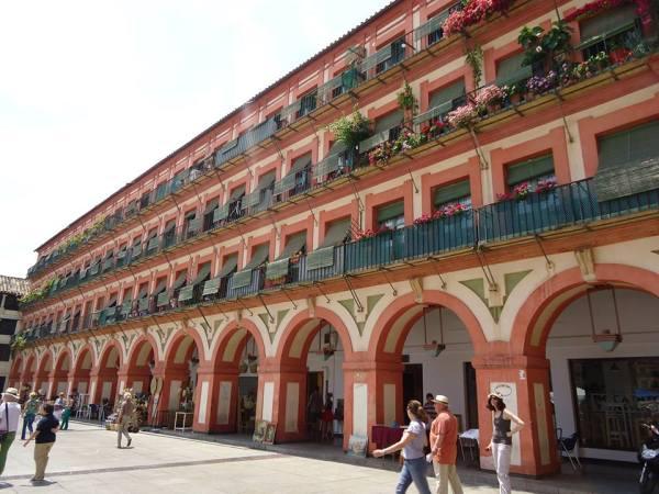 Plaza de la Corredera, Córdoba