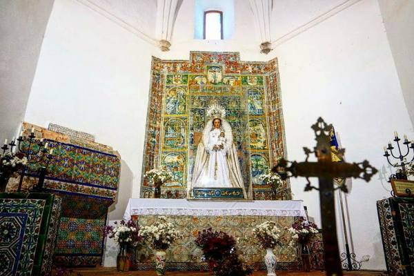 Virgen de Tudía