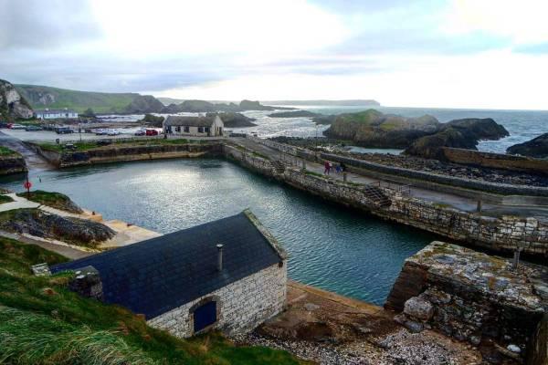 Islas del Hierro, Juego de Tronos en Irlanda del norte