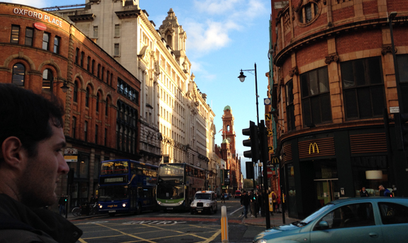 Oxford Place Manchester