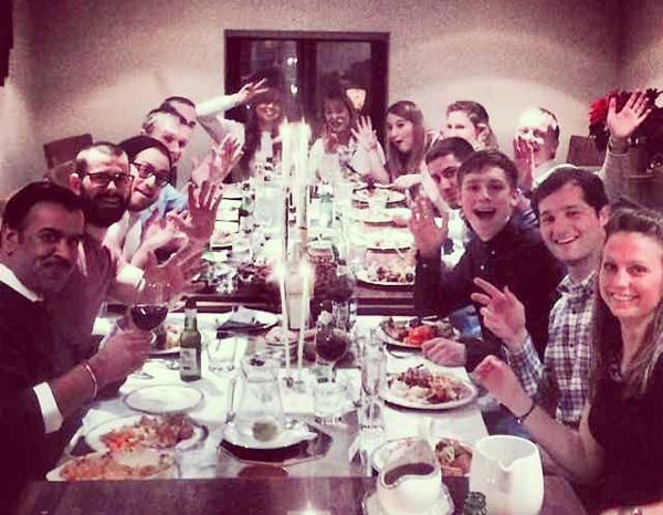 American Thanksgiving with the LTP Crew