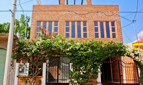 Casa Bugambilia Facade