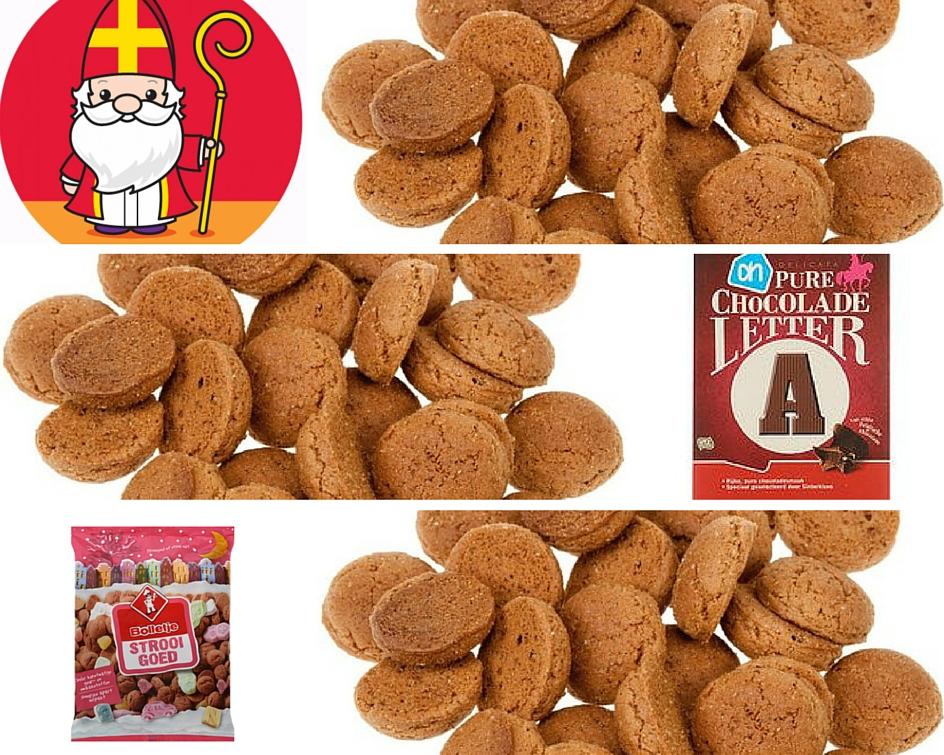 Lactosevrije Sinterklaasviering